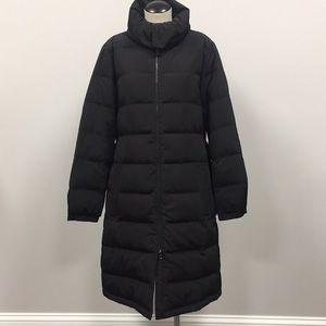 Talbots long Puffer coat